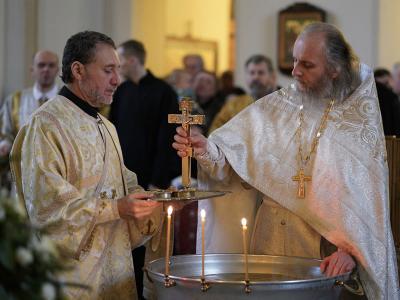 Сочельник и Крещение Господне